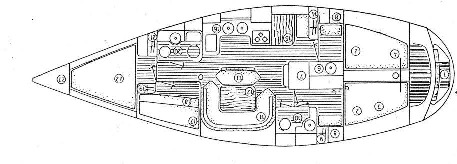 Σχέδιο Ιστιοπλοϊκού